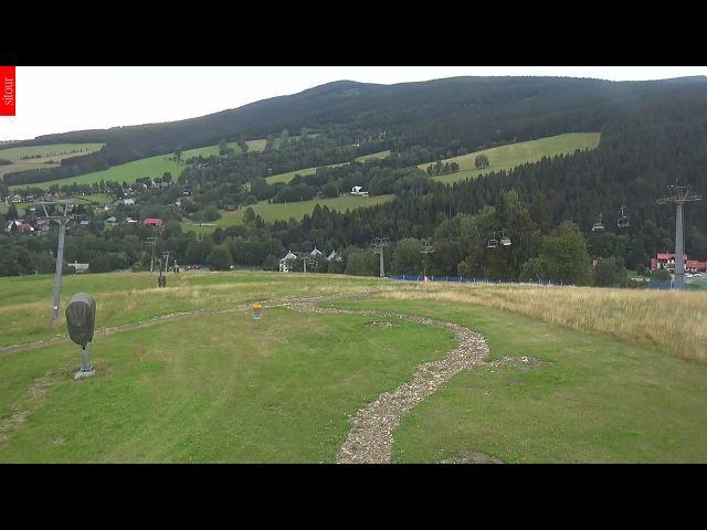 webkamera - Orlické hory - Deštné v Orlických horách