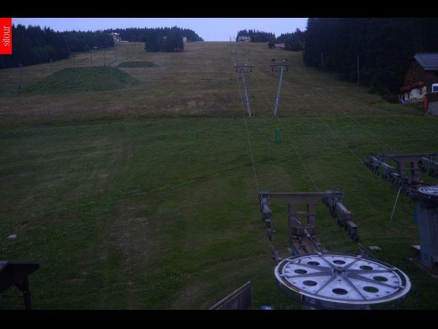 webkamera - Krkonoše - Pec pod Sněžkou